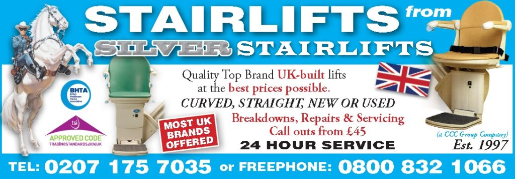 Stairlifts London Supplier