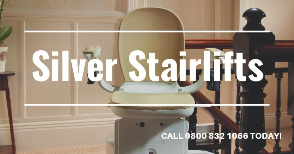 Stairlifts UK from Silver Stairlifts
