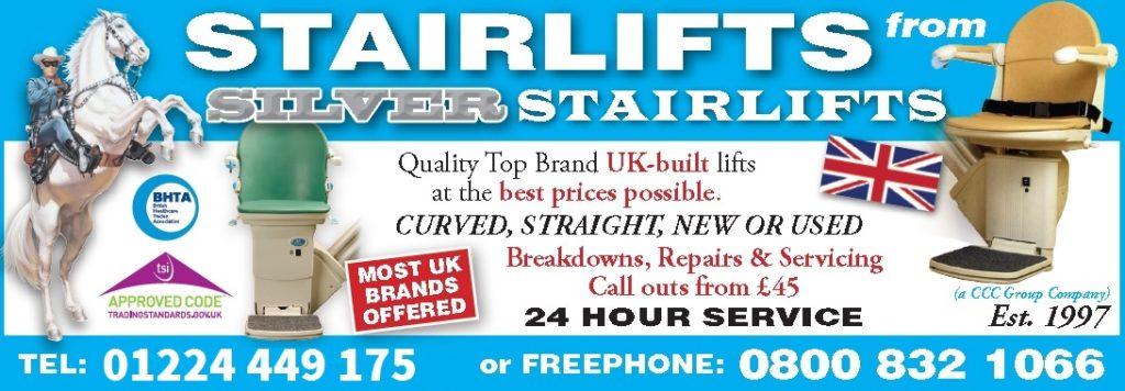 Aberdeen Stairlifts Supplier