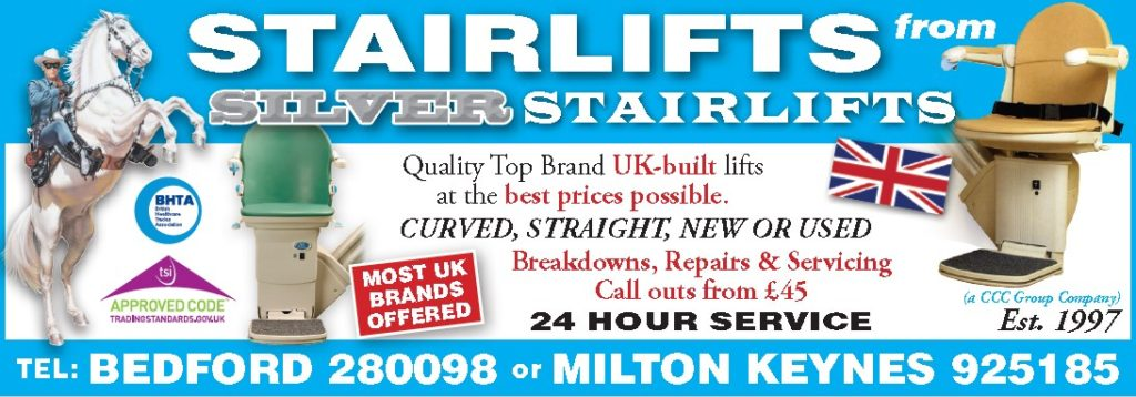 Stairlifts Bedford supplier
